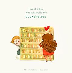 more on my FB page think positive_bookshelves