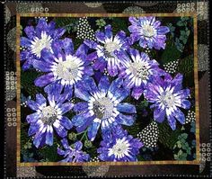 Cineraria made by Ruth McDowell