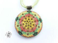 Napraforgó Mandala / Sunflower Mandala