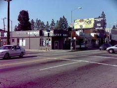 S. La Brea Ave., Los Angeles
