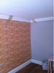 Four little walls: Week 33: marvellous mouldings