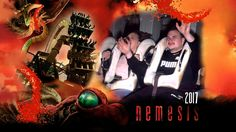 Check out my photo from Nemesis at Alton Towers Resort!