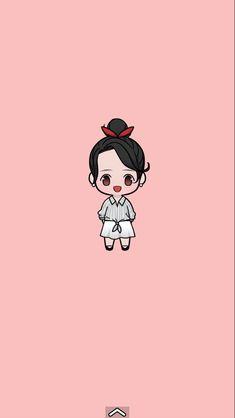 Kawaii Chibi, Cute Chibi, Kawaii Cute, Chibi Wallpaper, Couple Art, Cute Cartoon Wallpapers, Book Illustration, Girl Cartoon, Ark