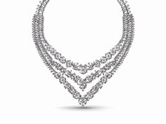 Trinkets with a twist - Renu Oberoi, one of the esteemed jewellery designers from the house of Mahesh Notandass, lets us peek into her jewellery box. Wedding Jewelry, Jewelry Box, Jewelry Accessories, Jewelry Design, Jewellery, Moissanite Necklace, Jewelry Collection, Elegant, Diamond