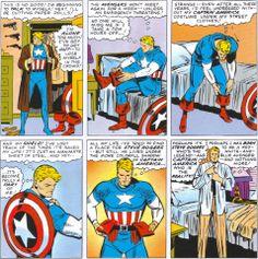 steve rogers   What Could Happen In A Captain America Sequel? - Comic Vine