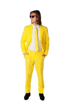 OppoSuits | Yellow Fellow