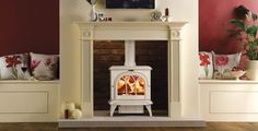 Huntingdon 30 Stove | Stovax & Gazco, stoves, fires and fireplaces