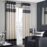 Charcoal Alban Curtain Collection  #pinittowinit #dunelm