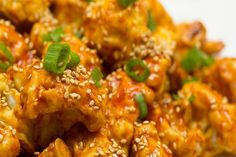 How to Make Spicy Cauliflower Wings