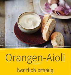 Bei unserem Rezept gibt es das Aioli mal fruchtig scharf - bringt Abwechslung auf den Tisch.