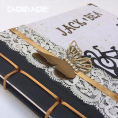 Libro de firmas para boda a juego con la tarjeta de boda único y personalizado