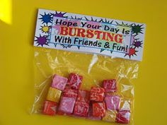 Hope Your Day Is BURSTING With Friends And Fun!!!