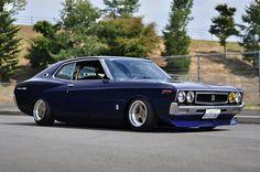 1972 Nissan Laurel | LIKE US ON FACEBOOK https://www.facebook.com/theiconicimports |  http://theiconicimports.com |