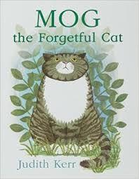 Mog the Forgetful Cat  KERR, Judith