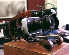 Ergocine Black Magic Cinema Camera Rig