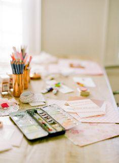10 Fabulous Bridal Shower Ideas - Elizabeth Anne Designs: The Wedding Blog