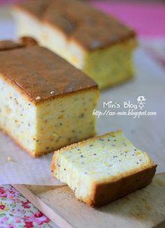 Min's Blog: Pumpkin Ogura Cake 南瓜相思蛋糕