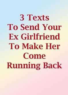 Wanting your ex back
