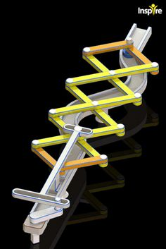 Scissor Mechanism 1C