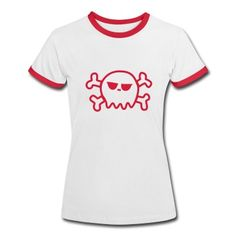 Tee shirt Pirate Skull  #cloth #cute #kids# #funny #hipster #nerd #geek #awesome #gift #shop Thanks.