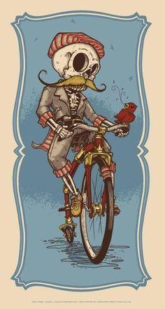 Calaveras Ride .....