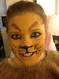 """""""The Cowardly Lion"""" in The Wizard of Oz, by Metropolitan Performing Arts Academy; performed at Washburn Performing Arts Center in Washougal, WA"""