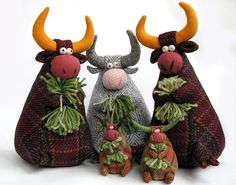 El toro быки