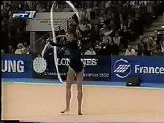 Natalia Lipkovskaya Ribbon 1997 Berlin http://i.giflike.com/oB5zx9K.gif