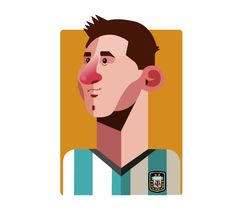 Newsgame created for Zero Hora about World Cup 2014 in Brazil. World Cup 2014, Fifa World Cup, Football Art, Football Players, Boy Tattoos, Football Pictures, Lionel Messi, Caricature, Illustrators
