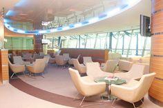 The Primeclass Lounge at Turkey Ankara - Esenboga International Terminal