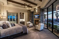 Serene color palettes, perfect combinations of textures and well-placed accessories are just a few of the elements designers use to create a relaxing bedroom design.