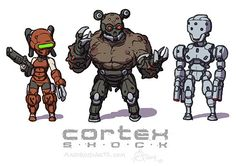 Cortex Shock