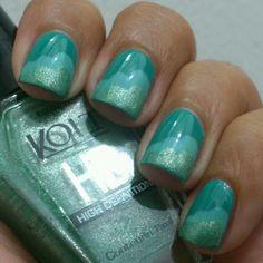 Seaside nails