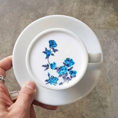 한국화st . . . . . . #씨스루 #cthrough #카페씨스루 #커피스타그램 #경리단길 #경리단길카페 #경리단길맛집 #녹사평 #녹사평카페 #이태원 #이태원카페 #이태원맛집 #라떼아트 #크리마트 #먹스타그램 #today #instagram #dailyart #coffee #barista #latte #latteart #cafelatte #coffeetime #creamart #espresso #artwork #art