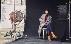 Prime Coats: Editorial por Billy Kidd para GQ Style Fall 2016