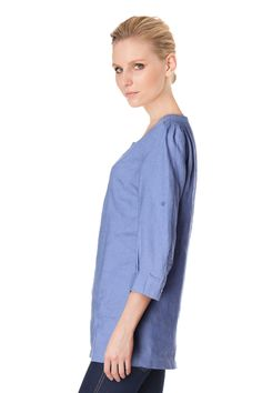 Vente Somewhere / 11982 / Tops / Chemises et Blouses / Blouse Bleuet