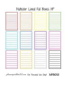 Visit the post for more. To Do Planner, Planner Layout, Free Planner, Planner Pages, Happy Planner, Planner Ideas, Printable Planner Stickers, Free Printables, Planner Doodles
