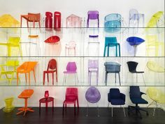 spectrum of chairs