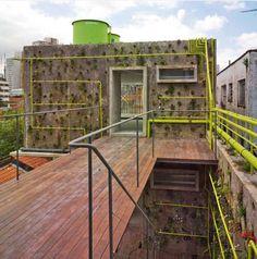 Triptyque architectes brésil