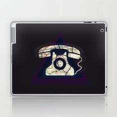 London Calling Laptop & iPad Skin by Klab - $25.00