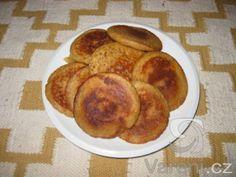 Recept na lívance, které jsou skvělé marmeládou i s povidly.