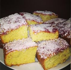Coconut Cake- made with Dairygold Baking Block How To Make Cake, Sweet Stuff, Cheesecake, Coconut, Treats, Baking, Desserts, Recipes, Food