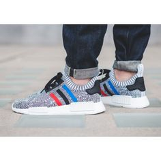 2e7d4bb84 Adidas NMD R1 Tri Color Footwear White Core Red Core Black Bb2888 Selling  Clearance