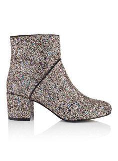 DIVA glitter boots by Miss Selfridge