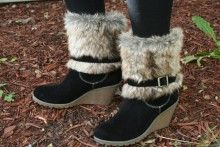 Last year's winter boots, LOVED them!!
