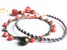 Friendship bracelets  Love Pretty Things