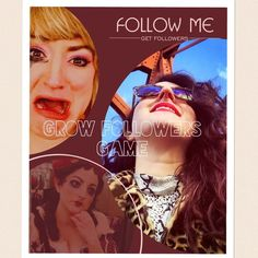 GET MORE FOLLOWERS  Make a Goal! How many followers do you want?! I want to get to 5K before the end of May 2016! Let's see, can you double your followers? Here's how we both can!                                               1)Like this listing 2)Follow everyone who liked this listing  3)Share this listing 4)Tag other PFF's                                                      ❤️❤️lets grow together! Other