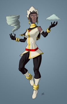 Storm Redesign by drawerofdrawings.deviantart.com on @deviantART
