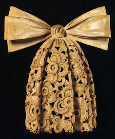 """""""Grinling Gibbons: 'The Michelangelo of Wood'"""" from English Historical Fiction Authors - Gibbons was a 17th century English woodcarver whose work was appreciated by the likes of John Evelyn and Sir Christopher Wren...even King Charles II himself. This wooden """"cravat"""" was one of his pieces and it's extraordinary in its fine detail and imitation of lace."""