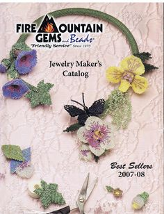 From Fire Mountain Germs catalog